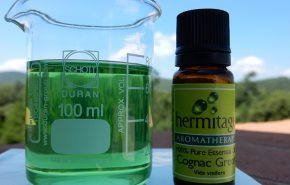 Cognac Green Essential Oil