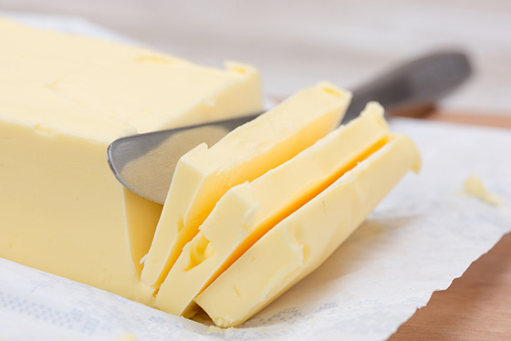 Butter CO2