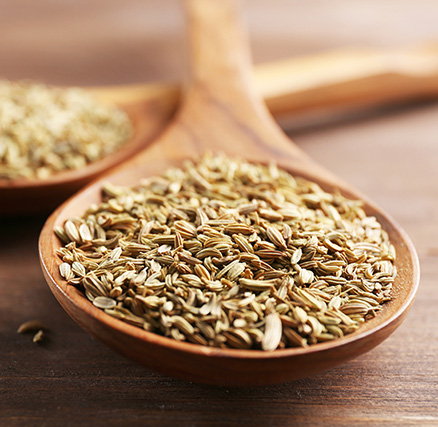 how to clean cumin seeds at home
