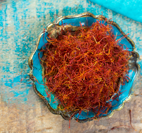 Saffron oleoresin